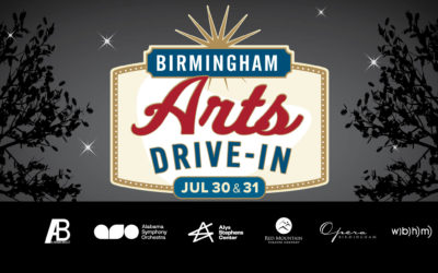 Birmingham Arts Drive-In – Two New Dates
